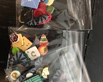 Grab Bag of Just Another Button Company Buttons (Random Selection)