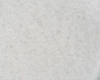 White Jojoba Beads