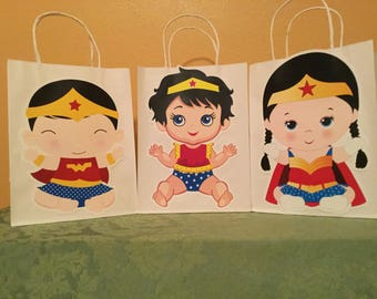 Cute Baby Superheros