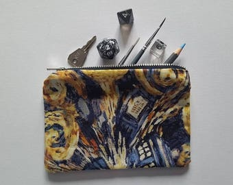 Doctor Who bag, Van Gogh