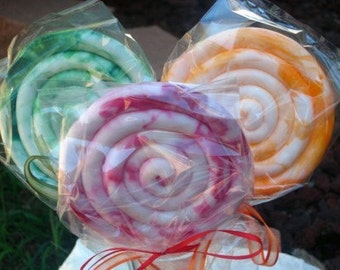 Lollipop - Classic Swirl Lollipop Soap Set