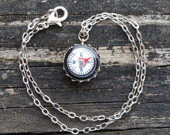 Compass 1/3 BJD Necklace