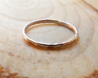 Sterling Silver Skinny Ring