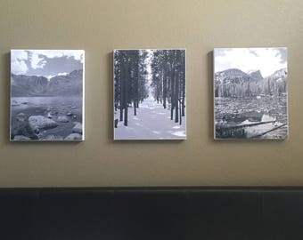 Colorado Photography on Canvas