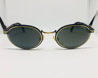 Rare sunglasses Sting - oval metal