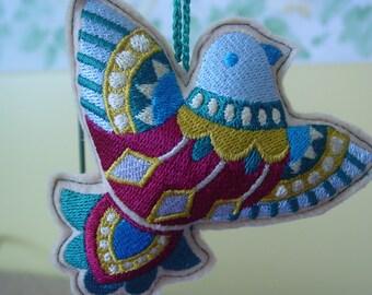 Scandinavian style bird