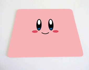 Kirby mousepad