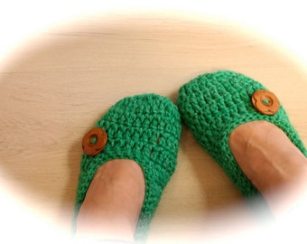 CROCHET PATTERN,Stylish Ballerina Slippers,Crochet Shoes,Crochet Gift,Handmade,Crochet Pattern,Crochet Slippers, EASY