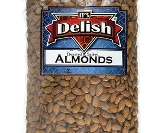 Smoked Style Almonds by Its Delish