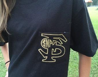 Monogrammed FSU Shirt