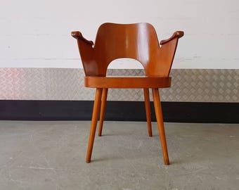 Mid Century Oswald Haerdtl Chair, 1955