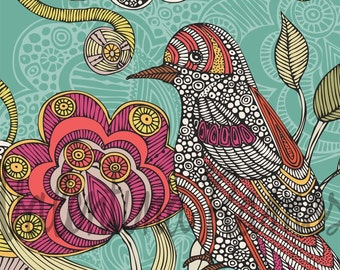 Beatriz the bird Print