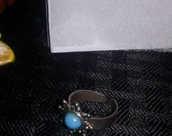 Vintage 1970's toe ring
