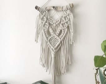 Macrame wall hanging 'Arabia'