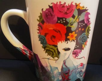 Eclectic Goddess Mug, coffee cup, and gift