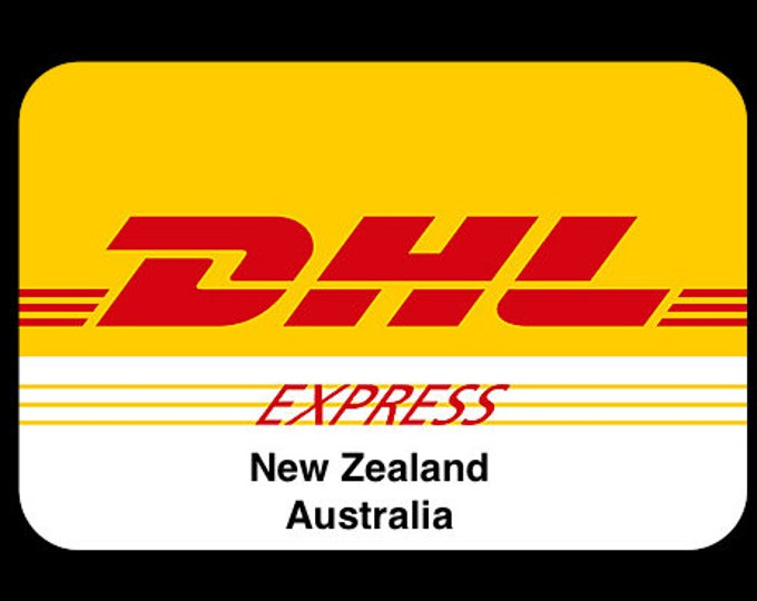 Australia - New Zealand DHL Express Shipping, 3- 4 Days