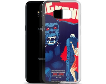 Vintage King Kong Samsung Phone Case