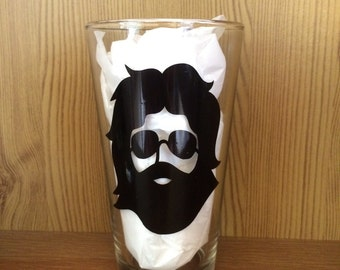 Jerry Beer Pint Glass