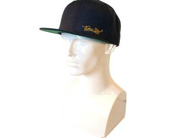 TyneStar* Signature Snapback Baseball Cap Navy