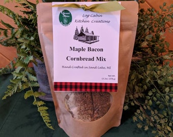 Maple Bacon Cornbread Mix