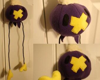 Pokémon - Drifloon Doorknob Hanger Plushies
