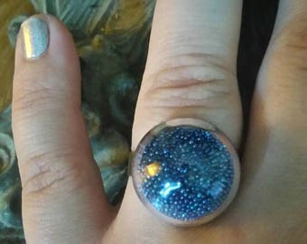 Ring sphere with small ball