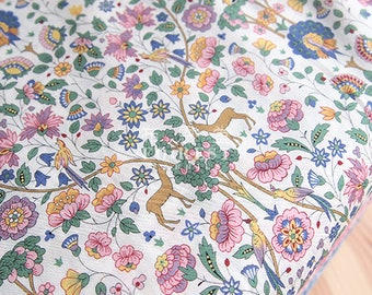 Liberty of London (Cotton Tana Lawn Fabric) - Palmeira- 50cm