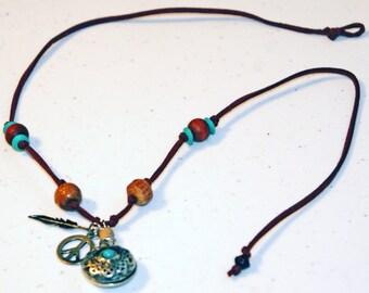 Handmade Native Necklace