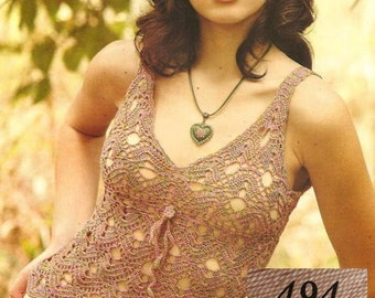 Brown crochet Crop tops and t-shirts headband women top / custom