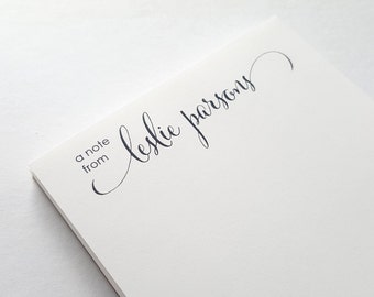 Personalized notepad | Personalized To Do List | Custom notepad for her | Mini notepad  | paper gift for her – MP007