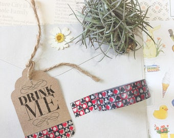 The Playing Cards Washi Tape (139289)