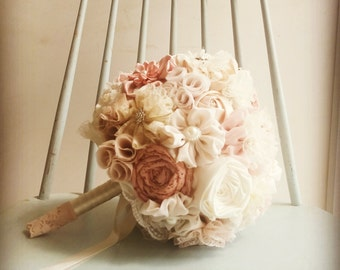 wedding bouquet , bridal bouquet , blush bouquet