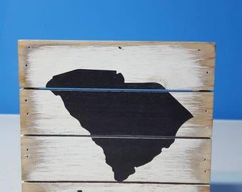 South Carolina Mini Slotted Board