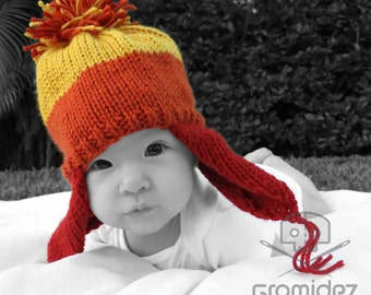 Not A Jayne Hat- Baby- Washable
