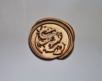 1pcs custom design dragon Wax Seal stamp invitation wax seal stamp packing wax seal totem wax seals
