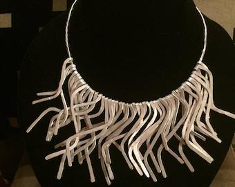 WAVE necklace, handmade.