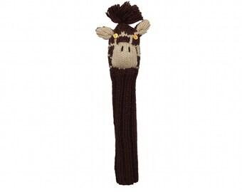 Giraffe Animal Fairway Golf Headcover