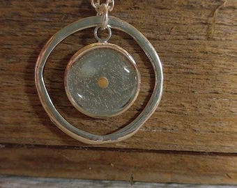 Circle of Faith Mustard Seed Necklace