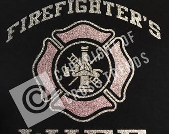 Firefighters Wife Shirt
