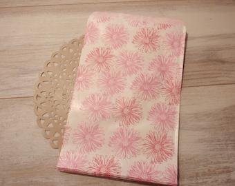 Floral Paper Bag 6X9