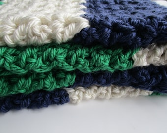 Crochet Baby Blanket, Crochet Patterns, Crochet Blanket Pattern, Throw Blanket, Chunky Blanket, Crochet Afghan Pattern, NAUTICAL BLOCKS