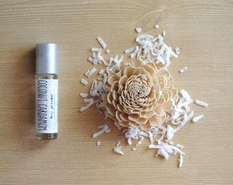 Coconut Cardamom Perfume Oil