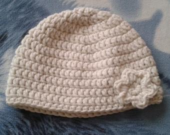Adult beanie hat