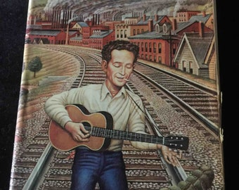 Woody Guthrie: A Life by Joe Klein 1st Edition