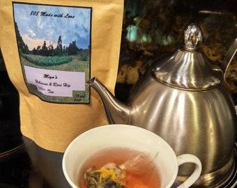 Miya's Hibiscus & Rose Hip Tea