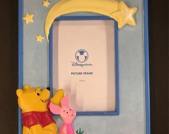 Winnie The Pooh & Piglet Disney Photo Frame