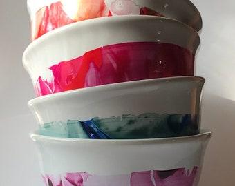 Marble Trinket Bowls