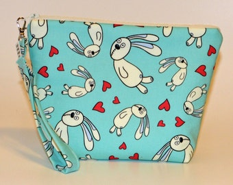 Bunny is in love project bag
