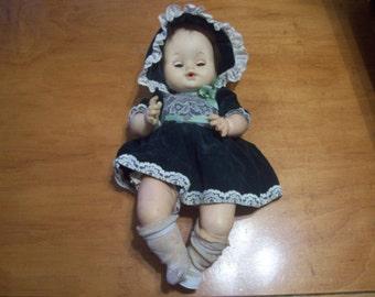 Vintage Effanbee Doll