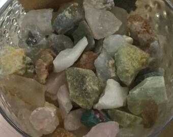 Raw Crystals (spiritual healing)
